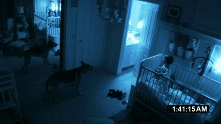 Paranormal Activity 2 movie reviews