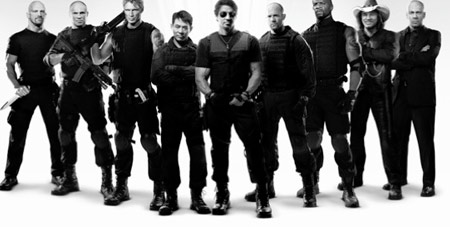 The Expendables on netflix instant watch