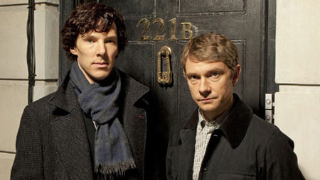 Sherlock on netflix instant streaming